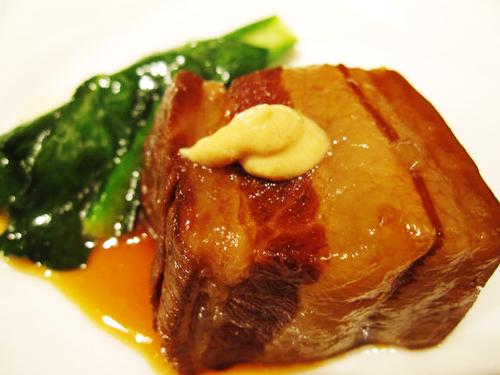 星ヶ丘 豚肉の角煮