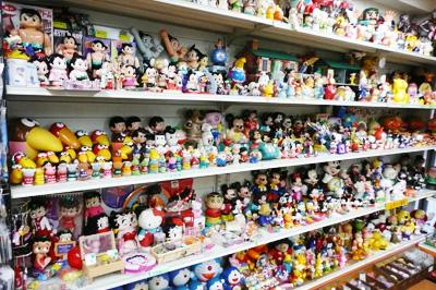 おもちゃ博物館 ソフビ