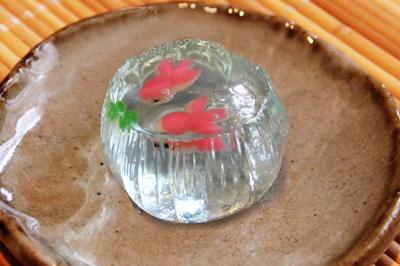幸楽屋 金魚鉢