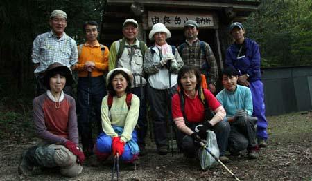 20110424由良ヶ岳例会A