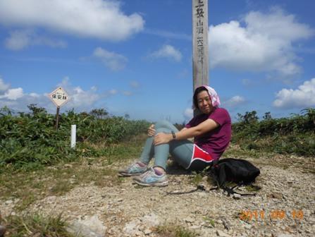 110910kurai-kaore3 川上岳は7.4kmの価値あり