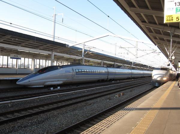 新倉敷駅20100319