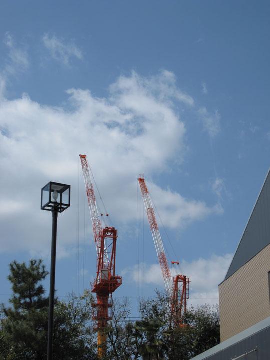 タワークレーン20100327①
