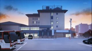けいおん!!#4「修学旅行!」4旅館1-1-0(画面)