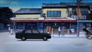 けいおん!!#4「修学旅行!」7嵐山1-1-0(画面)