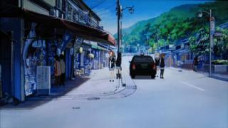 けいおん!!#4「修学旅行!」7嵐山1-2-0(画面)