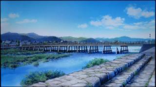 けいおん!!#4渡月橋-0(画面)
