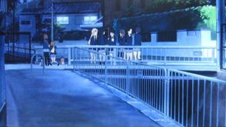 けいおん!!#4「修学旅行!」9嵐山3-5-0(画面)