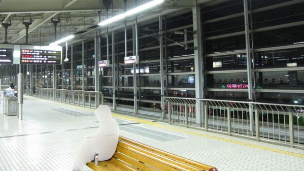 けいおん!!#4「修学旅行!」2京都駅2-2