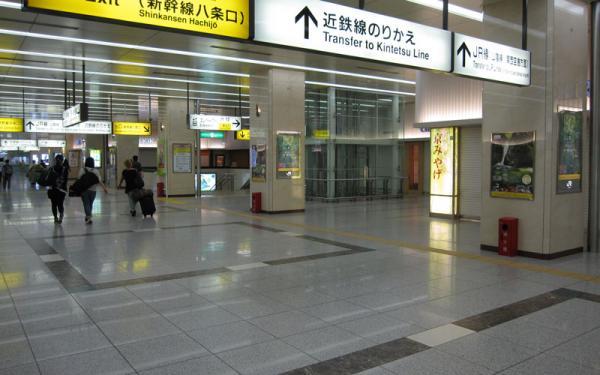 けいおん!!#4「修学旅行!」2京都駅2-4-2(大きめ)