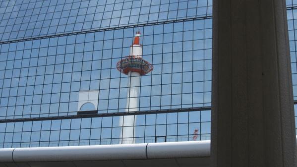 けいおん!!#4「修学旅行!」3京都駅3-6