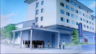 けいおん!!#4「修学旅行!」4旅館1-3-0(画面)