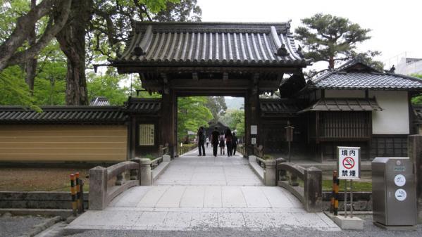 けいおん!!#4「修学旅行!」6金閣寺1-2-1