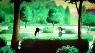 けいおん!!#8「進路!」国際会館1-3-0(画面)