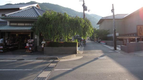 けいおん!!#4「修学旅行!」7嵐山1-4