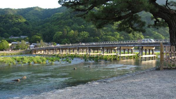 けいおん!!#4「修学旅行!」7嵐山1-6