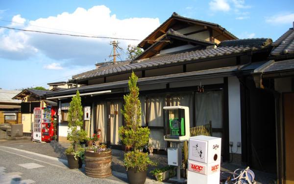 けいおん!!#4「修学旅行!」8嵐山2-1-1