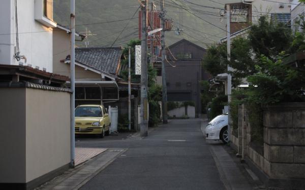 けいおん!!#4「修学旅行!」9嵐山3-4-1