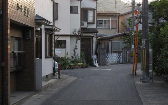 けいおん!!#4「修学旅行!」9嵐山3-2-1