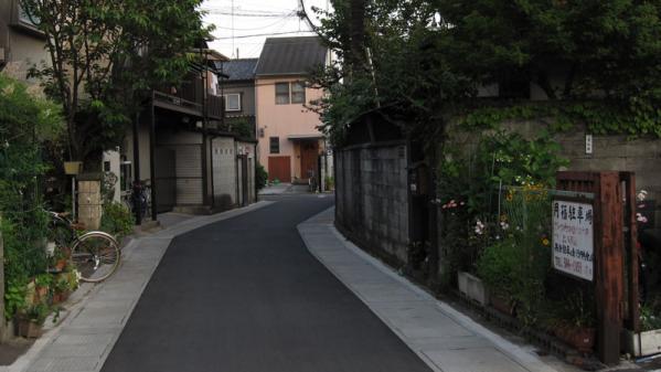 けいおん!!#4「修学旅行!」9嵐山3-1-1