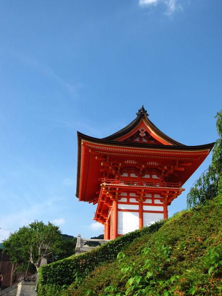 清水寺20100622-2(仁王門)