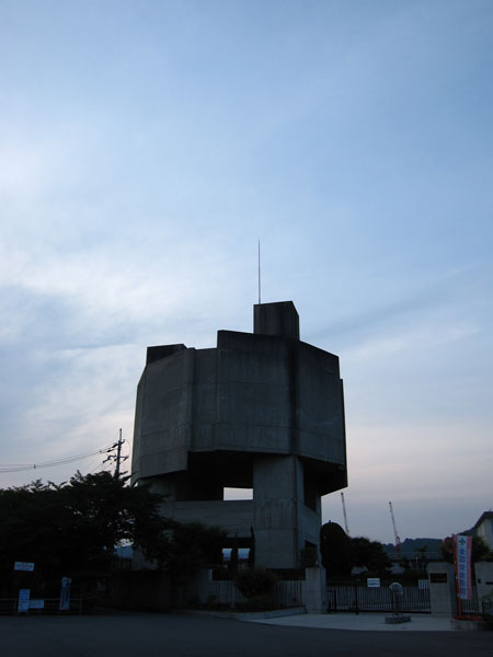 松ヶ崎浄水場20100622