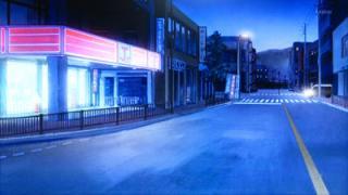 けいおん!!#12『夏フェス!』0-1(画面)