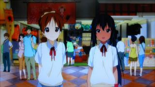 けいおん!!#13『残暑見舞い!』0-5