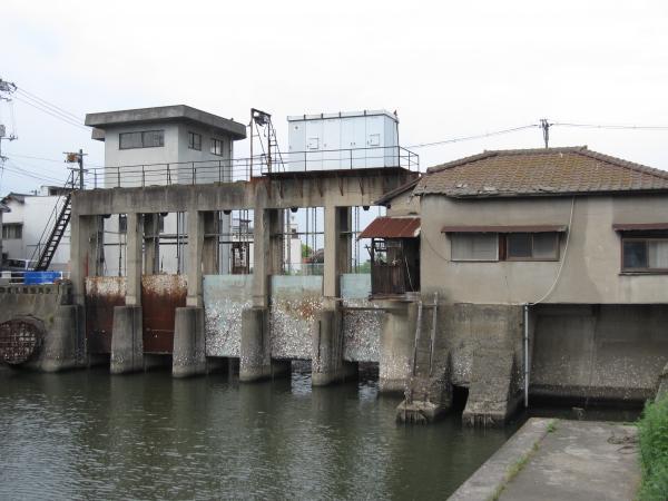 港橋海側2009年5月5日