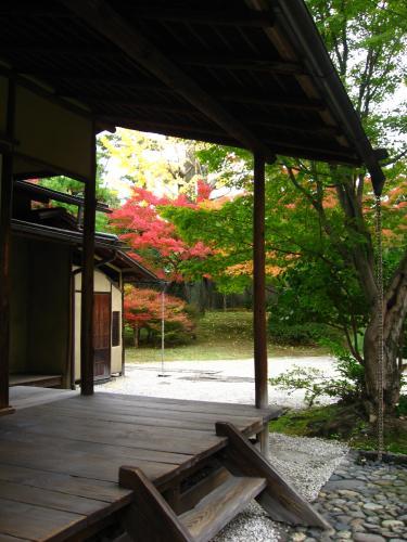 京博「堪庵」②20081121