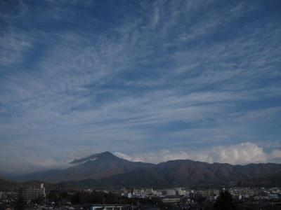 晩秋の比叡山20091205