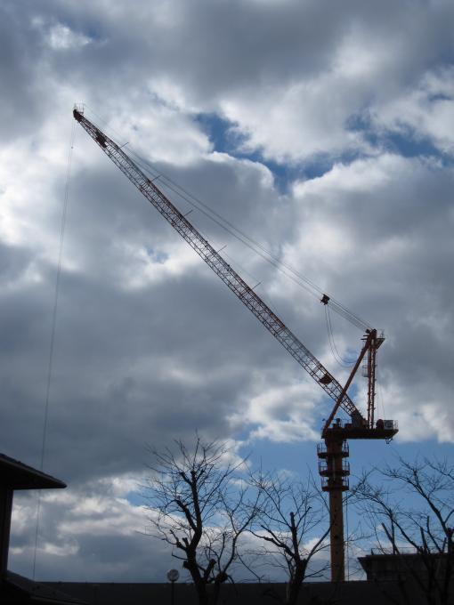 タワークレーン20100123②