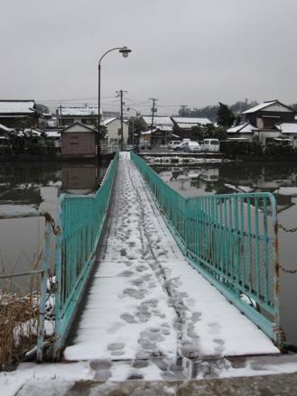 ドラム缶橋20100309