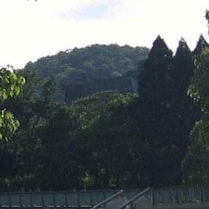 けいおん!!#8「進路!」宝ヶ池公園1-3-2(1のクローズアップ)