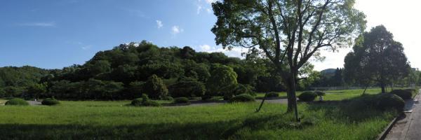 けいおん!!#8「進路!」宝ヶ池公園1-3-1