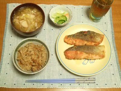 9.09.15ご飯