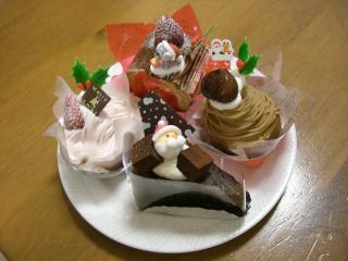 ノエル-2010-ケーキ