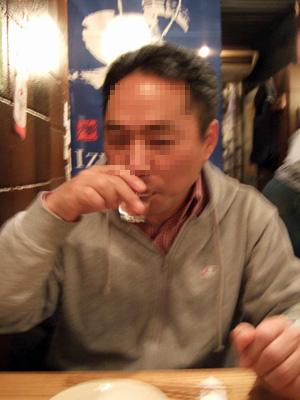 日本酒のCMオファー待ってます