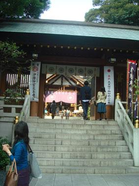 東京大神宮①