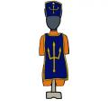 032僧侶のスーツ
