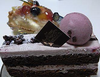 タンブランケーキ