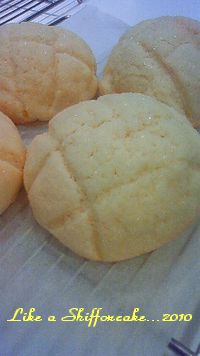 melon  bread1