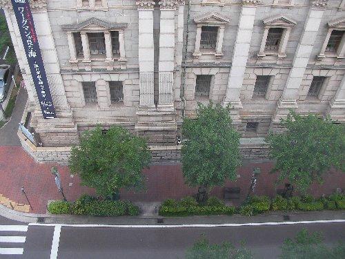 ホテルの窓から④