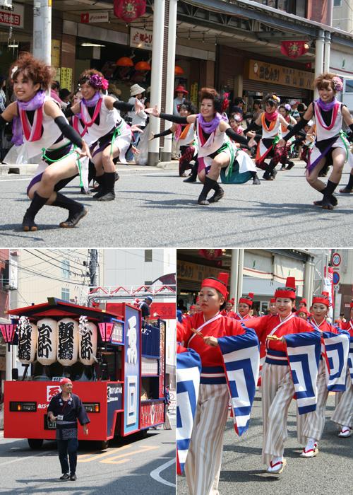 2011年よさこい祭り