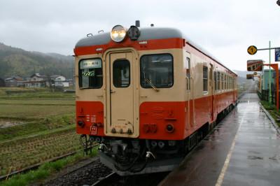 キハ52国鉄色