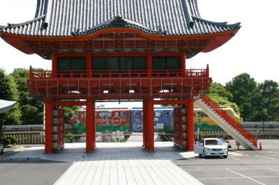 15 モノレール 成田山