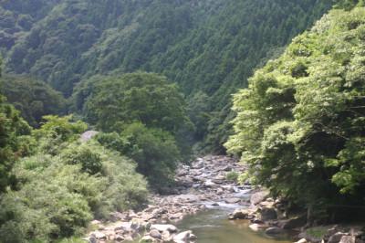 名松線のきれーな景色