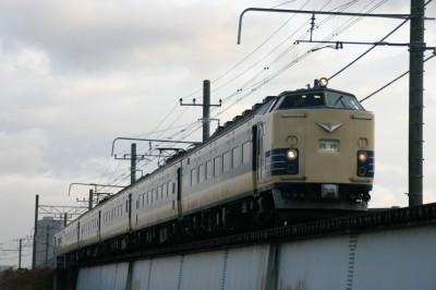 583 秋田車