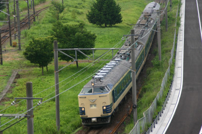 583 秋田車2