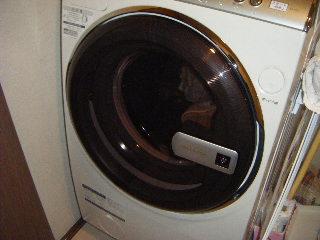新・洗濯機